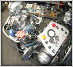 dyno tuning machine
